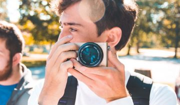 Восходящая звезда Инстаграм: ему всего 16, а его фото знает весь мир