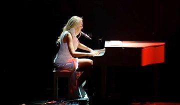 Оля Полякова бывает и такой… Удивительно, как она талантлива!
