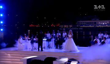Полякова вышла на сцену, чтобы исполнить… арию