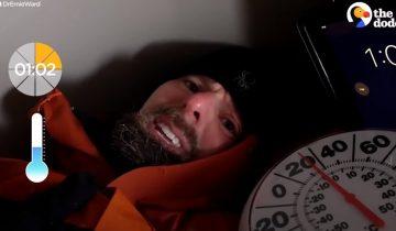 Прячась в доме от мороза, не забудьте о собаке в будке: ветеринар бьет тревогу
