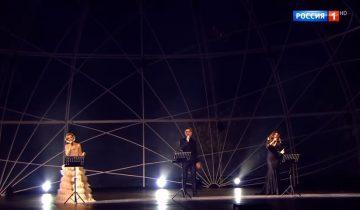 «Toi et moi» памяти Хворостовского в исполнении Лорак, Гагариной и Билана