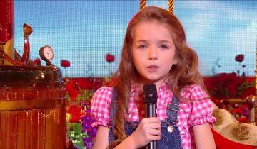 8-летняя девочка исполнила хит Эдит Пиаф (4,3 млн. просмотров)