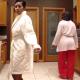 Танец в халатах стал хитом: больше 4,6 млн. просмотров