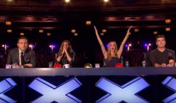Когда на сцену Britain's Got Talent выкатились двое на роликах, судьи удивились