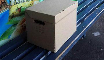 Женщина обнаружила подозрительную коробку и вызвала полицию