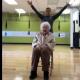 Зарядка 93-летней бабушки собрала почти 9 млн. просмотров