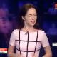 Муха наглым образом решила сорвать новости на белорусском канале