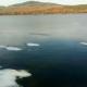 Пение замерзающих озер на Алтае: до мурашек