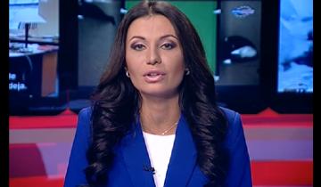 Ведущая молдавского ТВ Габриела Анточел жжет