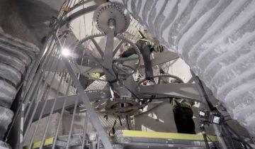 Глава Amazon построит механические часы за 42 млн.  долларов