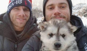 Американский спортсмен спас собак, предназначенных для съедения