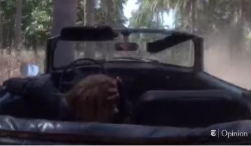 Через 15 лет после съемок «Убить Билла» Ума Турман рассказала, как чуть не погибла