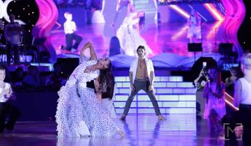 Нежный, страстный, красивый танец — потрясающая пара