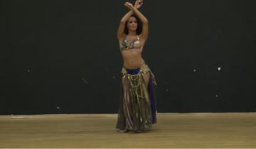 Танец живота в исполнении Натали Хэй собрал 37 млн просмотров