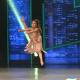 Маленькая танцовщица поразила своим профессионализмом