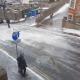 Британские улицы превратились в сплошной каток