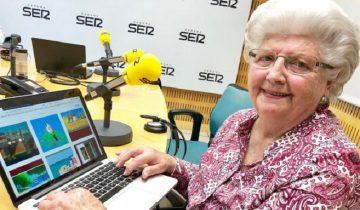 87-летняя испанка стала звездой Инстаграм благодаря творчеству
