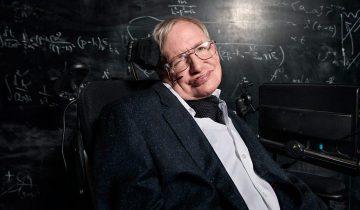В Великобритании умер выдающийся физик современности Стивен Хокинг