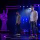 Самому мужественному дуэту «Голоса страны» достался хит Скрябина