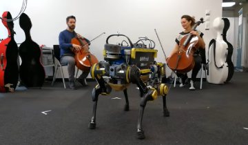 Ученые научили робота танцевать под музыку