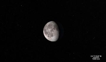 Виртуальная экскурсия по Луне стала настоящим хитом (1,1 млн. просмотров)