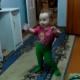 Крошка станцевала и взорвала интернет