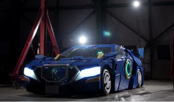 В Японии создан реальный робот-трансформер