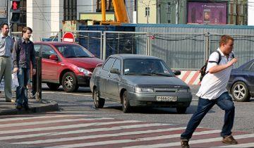 В Китае придумали новый способ борьбы с пешеходами, игнорирующими красный свет