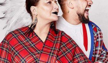 Нина Матвиенко выступила с Монатиком в современном образе