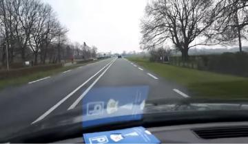 Власти голландской деревни потратили 80 тыс. евро на «поющую» дорогу
