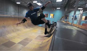 Легендарный скейтбордист исполнил 50 трюков к своему 50-летию