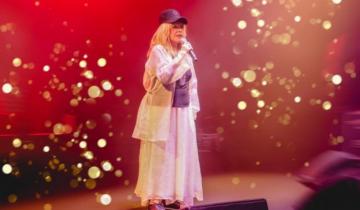 После долгого перерыва Примадонна снова дала концерт