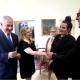 Премьер-министр Израиля станцевал с победительницей Евровидения