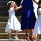 Соцсети растрогали снимки детей Кейт Миддлон со свадьбы принца Гарри