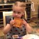 У Лизы Галкиной характер мамин: видео с малышкой собрало 4,2 млн. просмотров