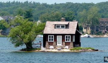 Невероятные места, где люди умудрились построить дома