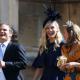 Бывшая девушка принца Гарри на свадьбе держалась