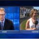 Британская журналистка на полном скаку остановила коня и продолжила репортаж