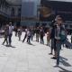 Туристы так зажгли на площади в Венеции, что стали звездами интернета