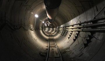 Илон Маск показал свой тоннель под Лос-Анджелесом и собрал 1,5 млн. просмотров