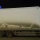 Художник прославился, рисуя на грязных машинах
