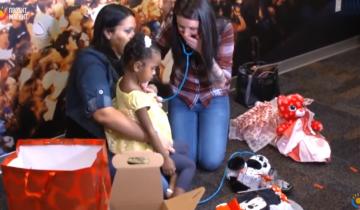 Мать услышала, как бьется сердце сына в груди 4-летней девочки
