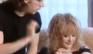 В Инстаграм фурор произвело видео с кормящей Пугачевой
