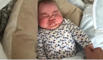 Если младенец плачет, зовем на помощь… хаски