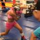 9-летняя девочка-боксер сразила своими способностями