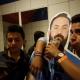 Мексиканцы привезли на Чемпионат в Россию… картонного друга