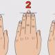 Что о человеке могут рассказать руки и ноги? 10 странных вещей