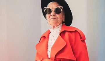 Баба Лена — путешественница из Иркутска — снялась в модной фотосессии