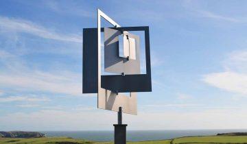 Скульптор Иван Блэк создаёт движущиеся произведения искусства
