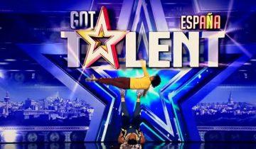 Братья акробаты своим выступлением покорили шоу талантов в Испании
